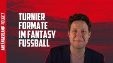 Fantasy Fussball Anfängercamp Turnierformate Im Daily Fantasy Fußball