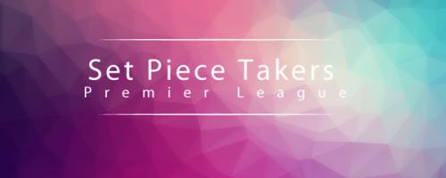 Premier League set-piece-takers