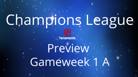Preview: CL Match Day 1 on Fanaments