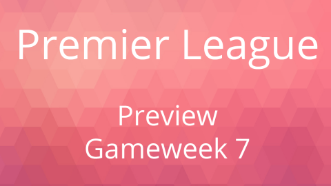 Preview: Premier League Round 7