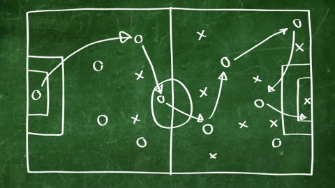 Three Standard Formations in Daily Fantasy Football