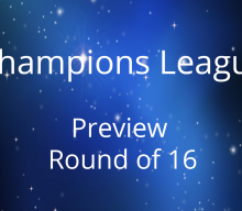 Preview Champions League – Round of 16 (Week 2)