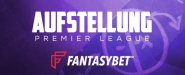 Daily Fantasy Aufstellungen FantasyBet Premier League