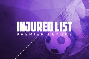 injured list premier league