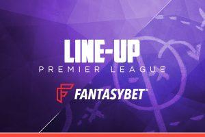 Line-up premier league fantasybet