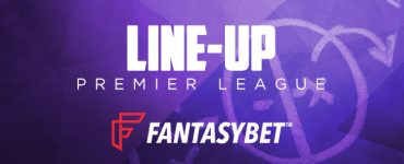 Daily Fantasy Football Line-up premier league fantasybet