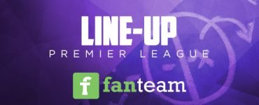 Daily Fantasy Football line-up premier league fanteam