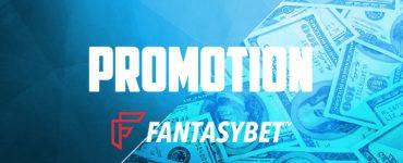 Fantasybet Promotion - exklusiver Bonus und gratis Startkapital