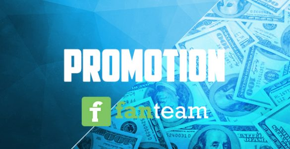 Daily Fantasy Football promotion fanteam