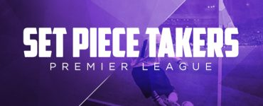 set piece takers premier league