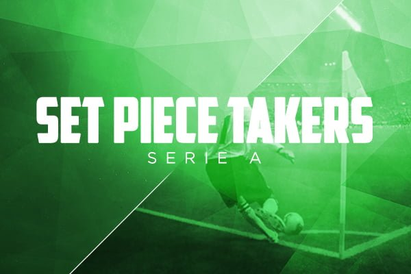 Set-piece takers Serie A