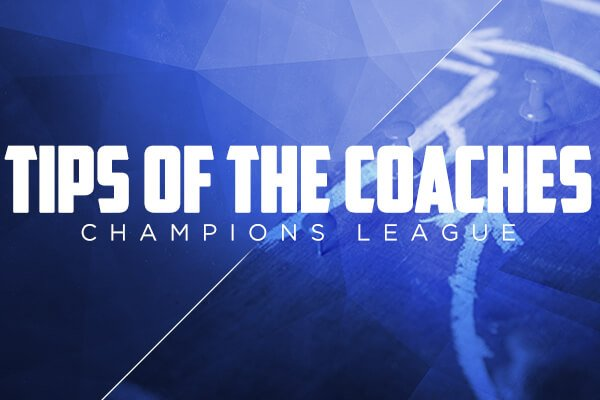 tips of the coaches champions league