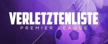 Verletztenliste Premier League
