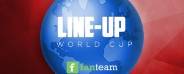 Fantasy Football World Cup on FanTeam Lineups