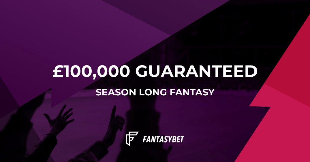 Premier League Fantasy 100k GTD Season long Fantasybet xl.png