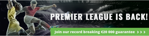 FanTeam Banner Premier League is back 20000 Gtd Fantasy Tournament