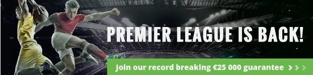 Daily Fantasy Fußball Aufstellungen Fanteam Premier League Spieltag 1 FanTeam 25k gtd