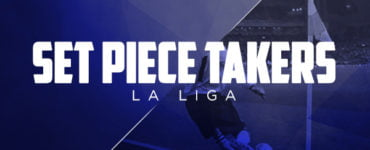 Set-piece takers La Liga 2018/19: Penalties& Freekicks