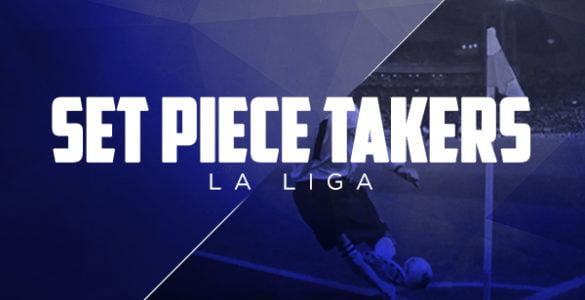 Set-piece takers La Liga 2018/19: Penalties& Freekicks