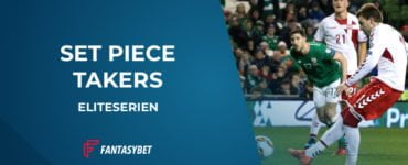 Set-Piece-Takers-Eliteserien on FantasyBet