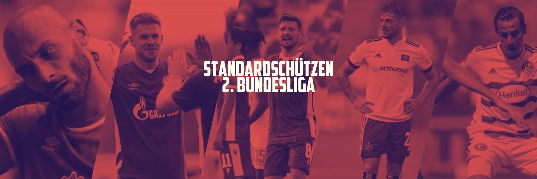 Standardschützen 2. Bundesliga 202122