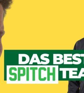 Bundesliga auf SPITCH - SPIELTAG 1