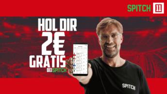 SPITCH BONUS hol dir 2 euro gratis