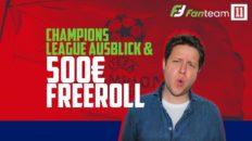 FanTeam Champions League Freeroll
