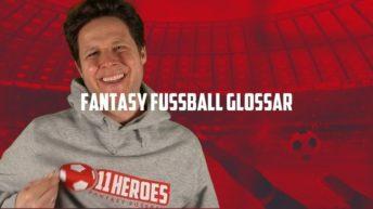 FANTASY FUSSBALL GLOSSAR (1)