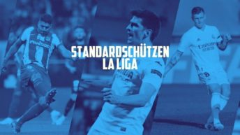 Standardschützen La Liga 2021-22