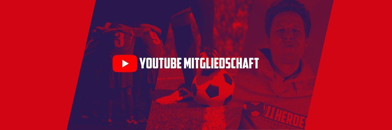 11Heroes YouTube Mitgliedschaft