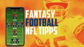 FanTeam NFL Fantasy Football Tipps