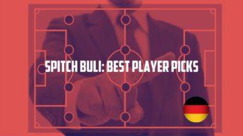 SPITCH Bundesliga Best Player Picks